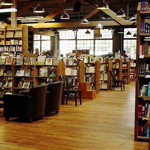 E Elliott Bay Bookstore Company Seattle Wa Stepheny Forgue